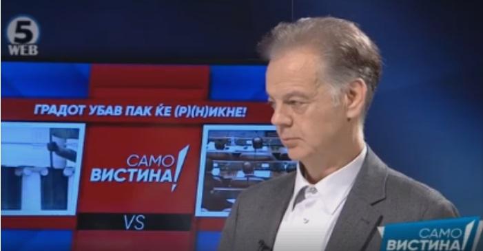 Мирослав Грчев: Порта Македонија треба да се срамни со земја