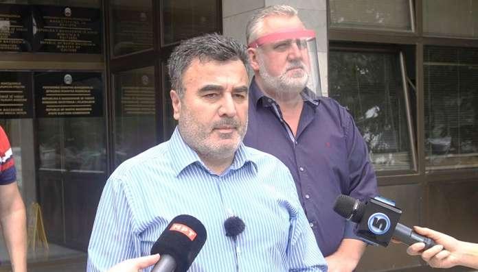 """Коалицијата """"Никогаш Северна-само Македонија"""" бара поништување на изборите и оставки од ДИК"""