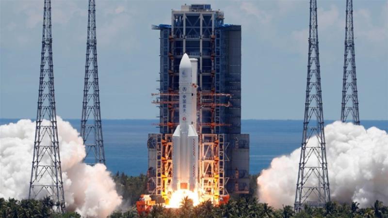 (ВИДЕО) Кина ќе ја истражува површината на Марс: Успешно лансирано вселенското летало