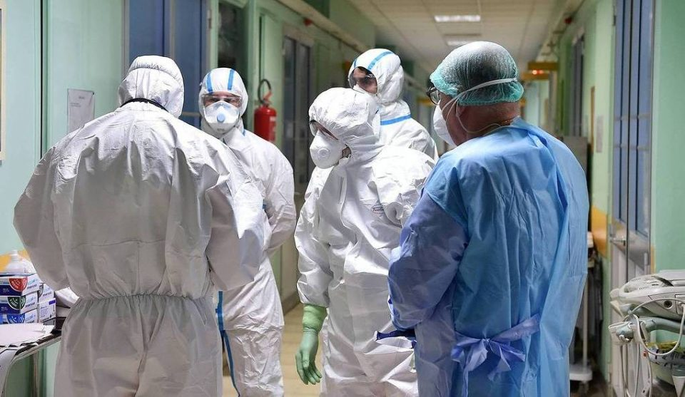 СЗО: Бројот на заразени во Европа над пикот од март