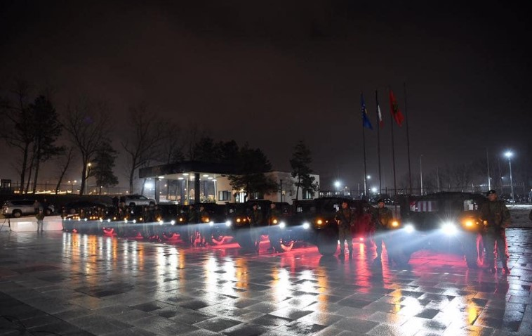 Српски медиуми: Косово тајно се вооружува