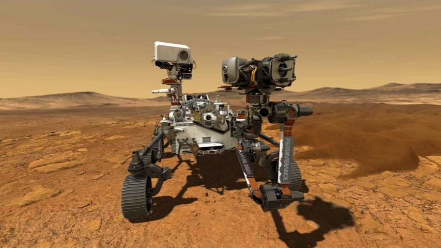 НАСА ќе лансира ровер на Марс по деветти пат