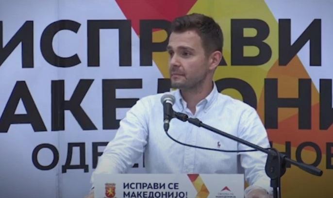 Муцунски: Власта на СДСМ пушти на слобода 850 криминалци за да ги ограбуваат нашите станови