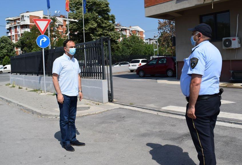Чулев: Евентуални изборни нерегуларности ќе бидат директен удар кон угледот на полицијатa
