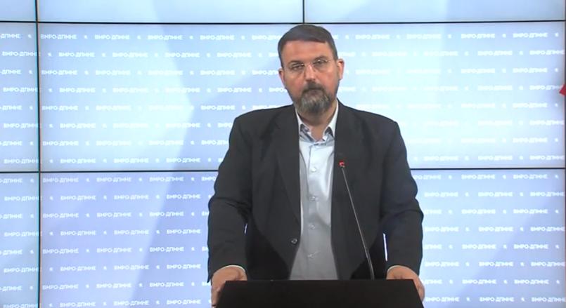 Стоилковски: Со Македонија владее мафијата и мора итно да падне
