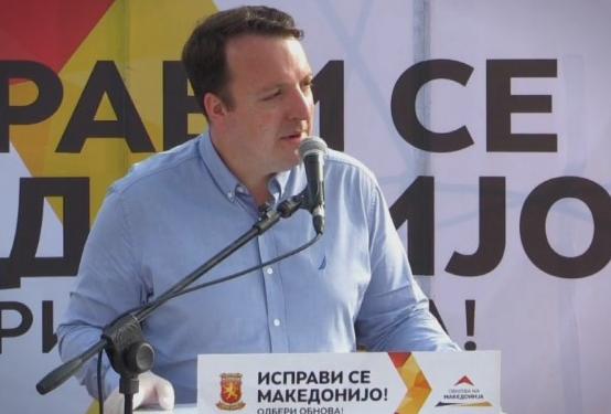 Николоски: Фамилијата Заев почнале да го трансферираат капиталот во Бугарија, нема да дозволиме да избегаат