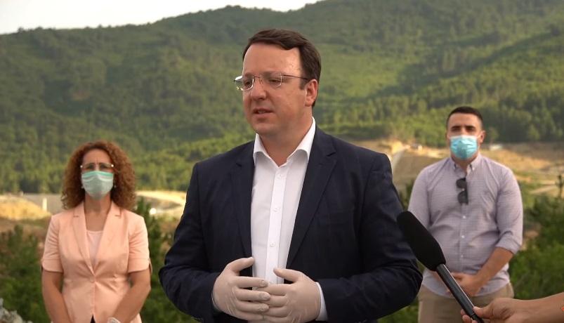 Николоски: ВМРО-ДПМНЕ ја почитува одлуката на народот изразена на референдум и рудници нема да се отвораат