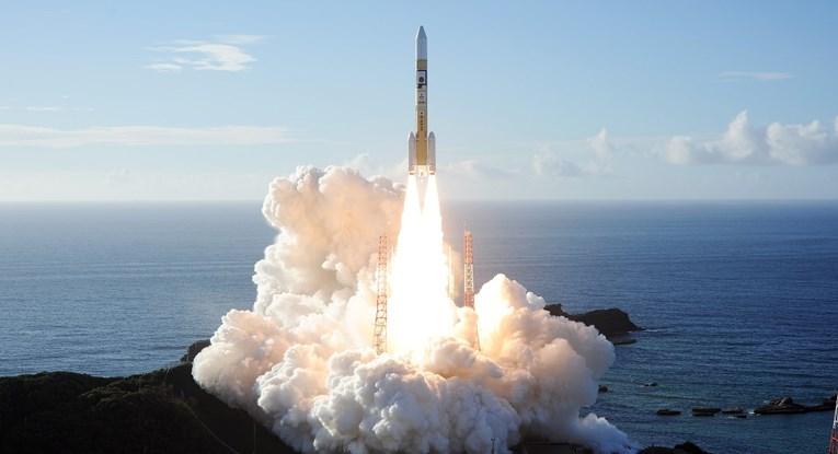 ОАЕ ја лансираа својата прва ракета на Марс