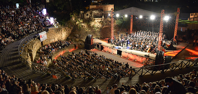 """""""Вокални бисери – по стапките на Ана Липша"""" е наслов на концертот со кој стартува јубилејното 60 издание на """"Охридско лето"""""""