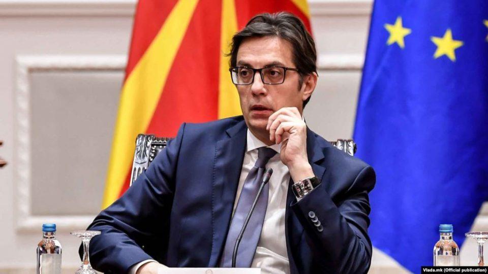 Пендаровски: Не постојат реални шанси за постигнување на договор со Бугарија во наредните недели
