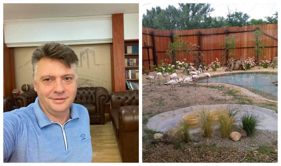 Шилегов за само неколку месеци потрошил 500.000 евра во набавки и наводни градби во скопската ЗОО