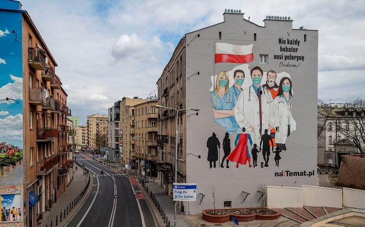 Полска до 17 јануари во карантин поради коронавирусот