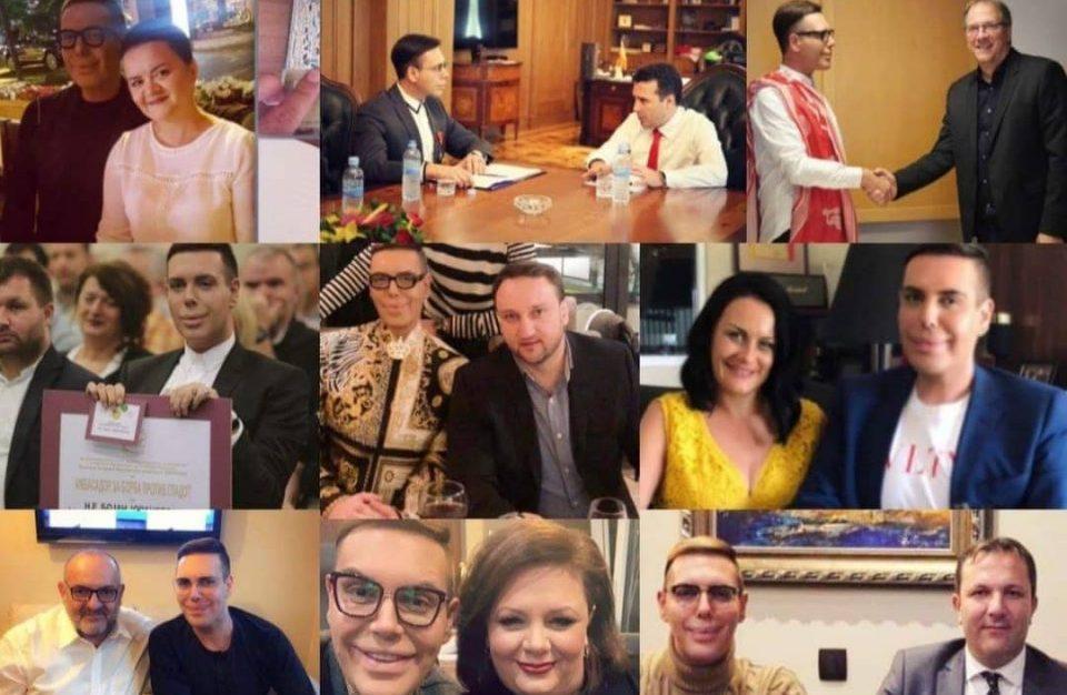 Позната листата на Боки: Цела фамилија Заеви, Спасовски, Кирацовски, Силјан Мицевски, Камчев, Кабранов