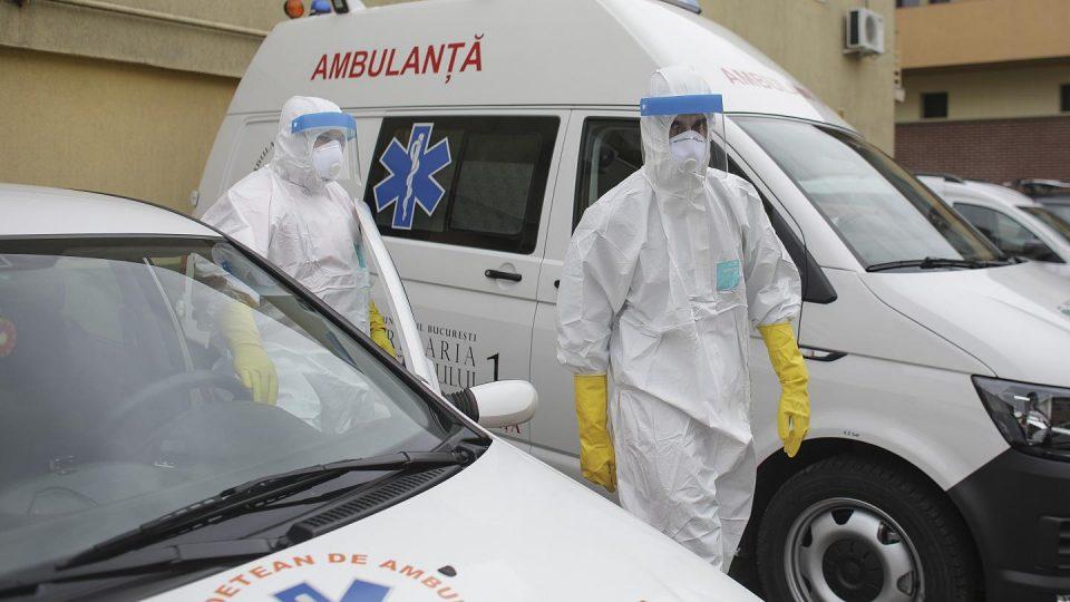 Над 9.000 новозаразени, 171 лице починало од Ковид-19 во Романија