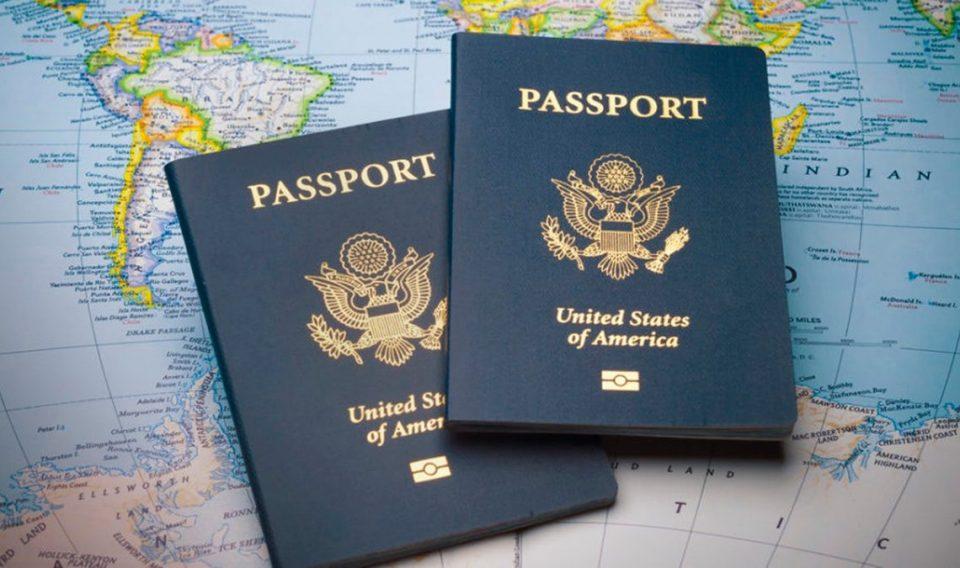 Ковид-19 ја намалува вредноста на американскиот пасош