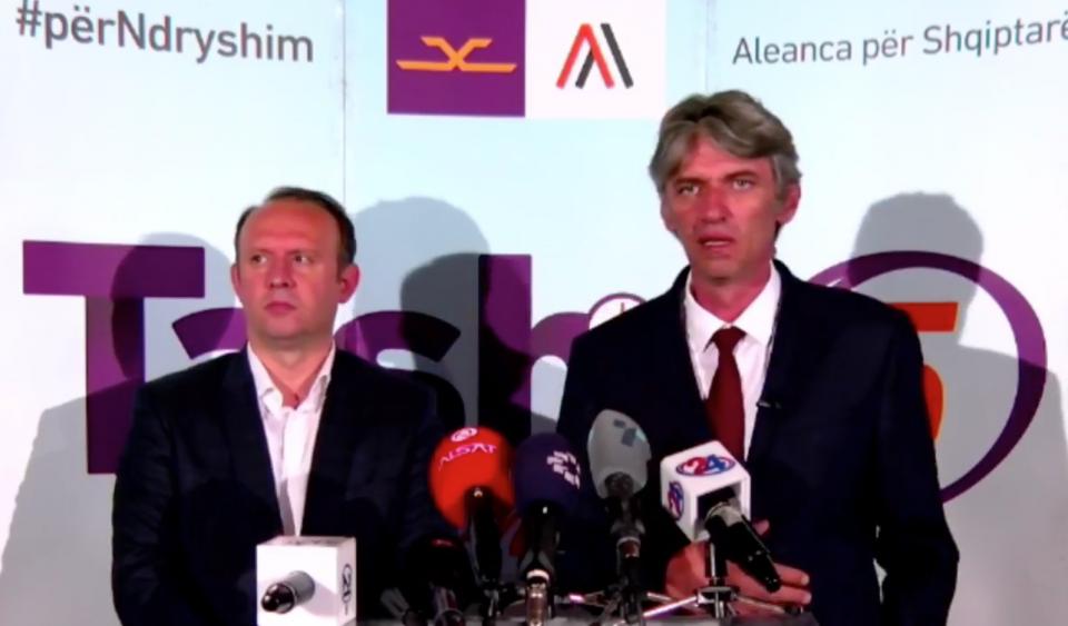 Коалицијата Алијанса-Алтернатива размислува за бојкот на Собранието
