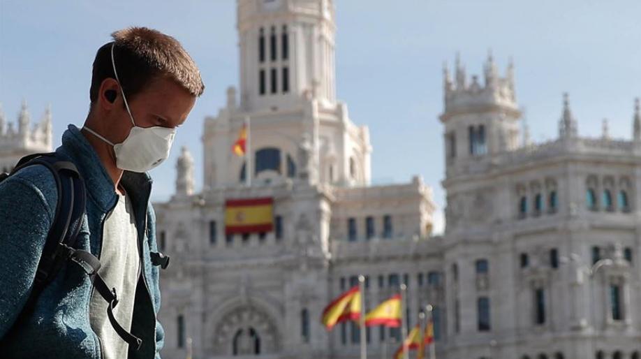 """Истражување: Шпанија е далеку од """"колективен имунитет"""""""