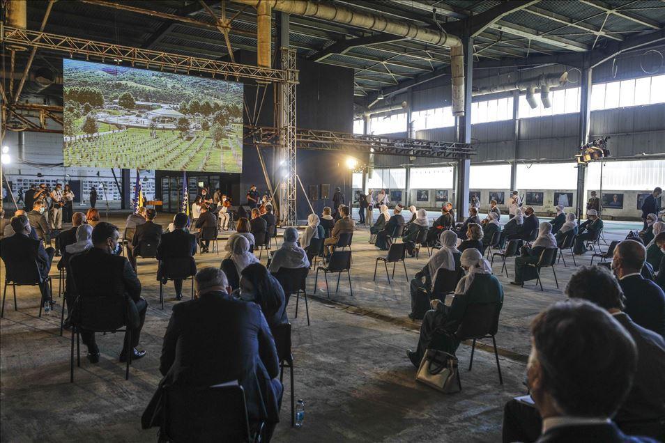 (ВИДЕО) Одбележани 25 години од геноцидот во Сребреница