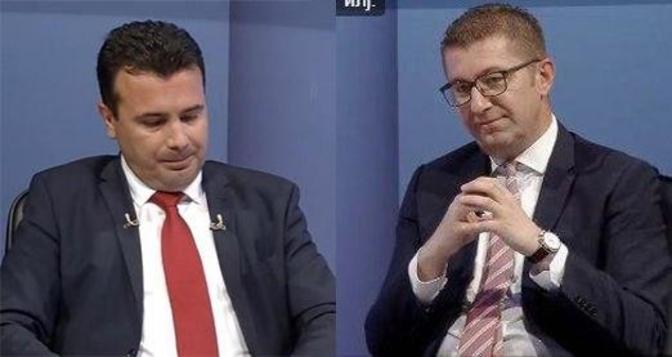 Мицкоски: Заев најмалку има право да зборува за интегрирање на македонскиот блок