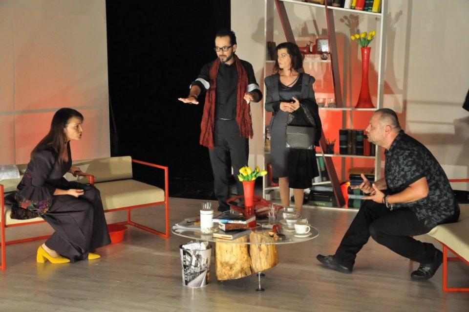 """Со претставата """"Бог на масакарот"""" на Турскиот театар вечерва завршува Охридско лето"""