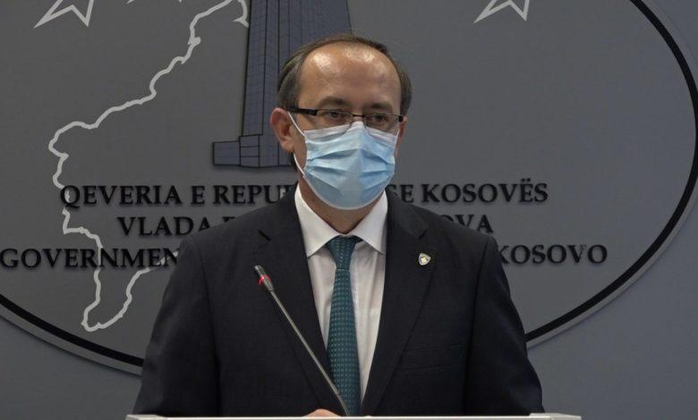 Хоти: Косово веќе нема да прави компромиси во преговорите со Србија