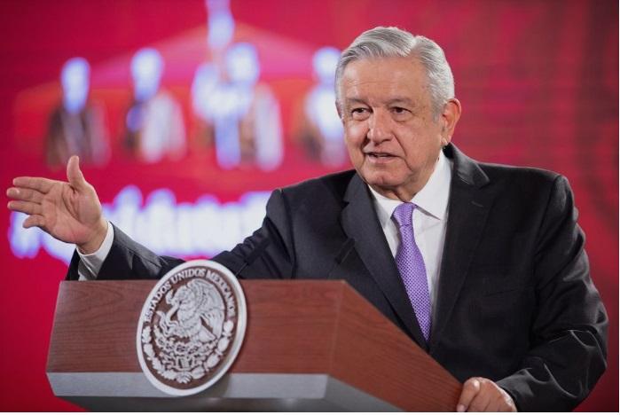 Мексиканскиот претседател: Ќе ставам заштитна маска кога нема да има корупција