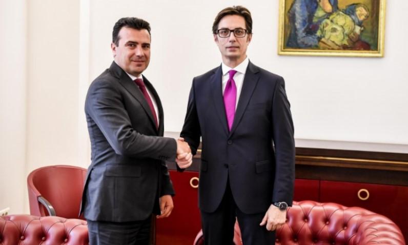Нема потреба од нова вонредна состојба, согласни Заев и Пендаровски