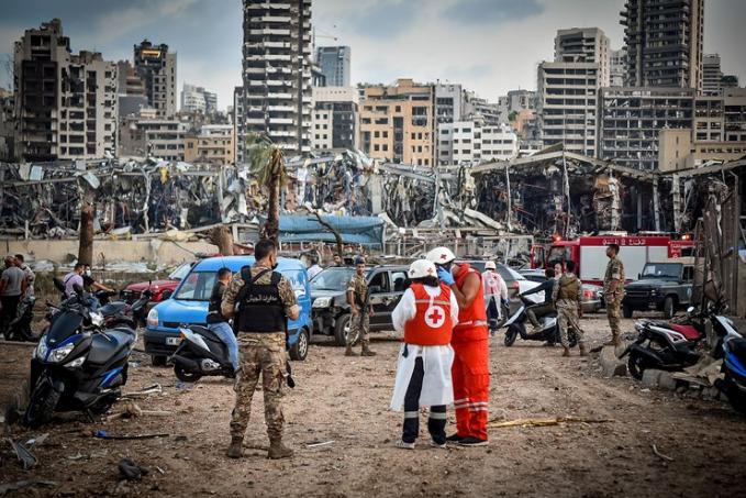 ООН: Сè уште нема никакво барање за покренување истрага за експлозијата во Бејрут