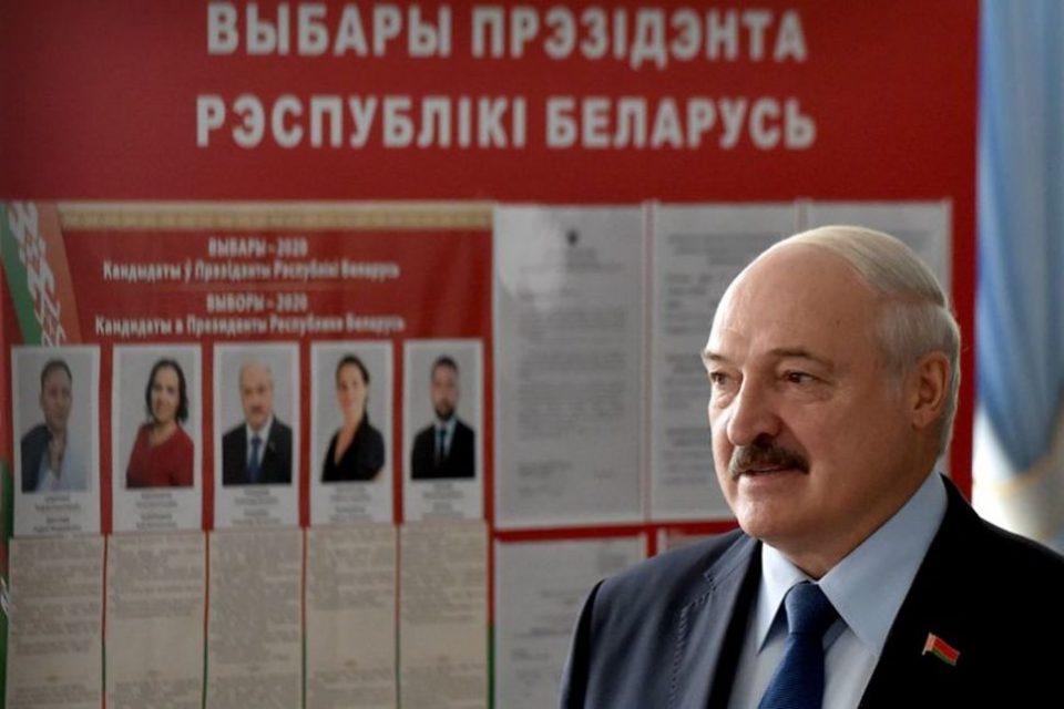 ЕУ смета дека претседателските избори во Белорусија не биле слободни и се закани со санкции