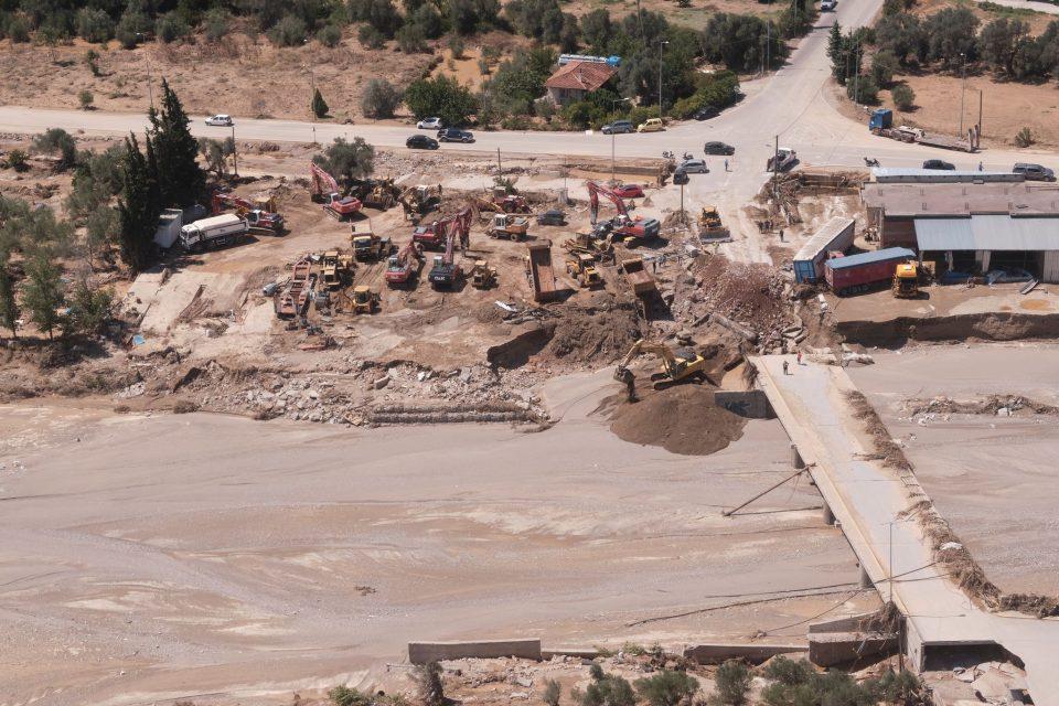 Истрага на грчкото Обвинителство за поплавите на Евија