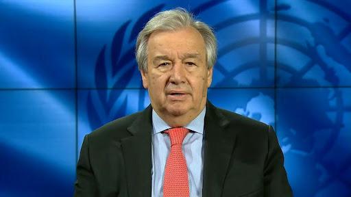 Гутереш го повика светот да спречи Студена војна меѓу САД и Кина
