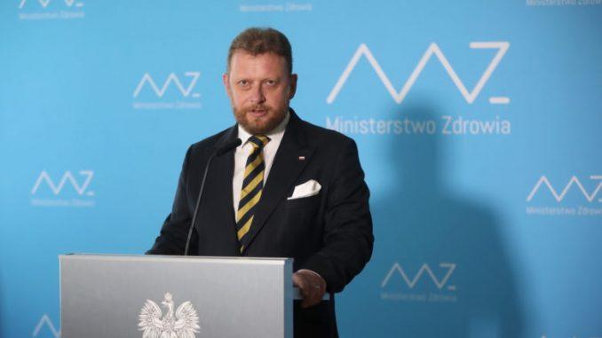 Полскиот министер за здравство поднесе оставка
