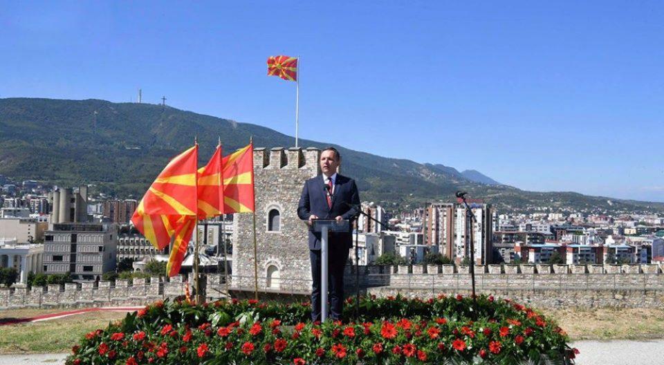 Спасовски: Нашата борба за слобода и правда преку Илинден во 1903 и на вториот Илинден во 1944 година, беа столбовите на Републиката и на државноста