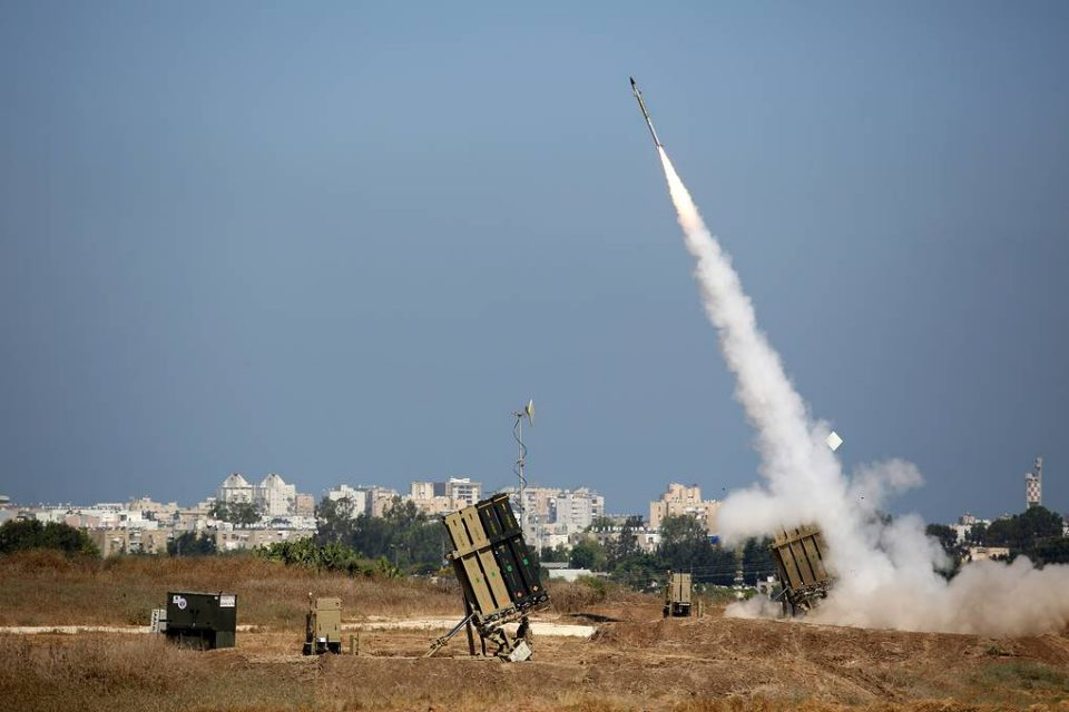 Израел собори ракета истрелана од Појасот Газа
