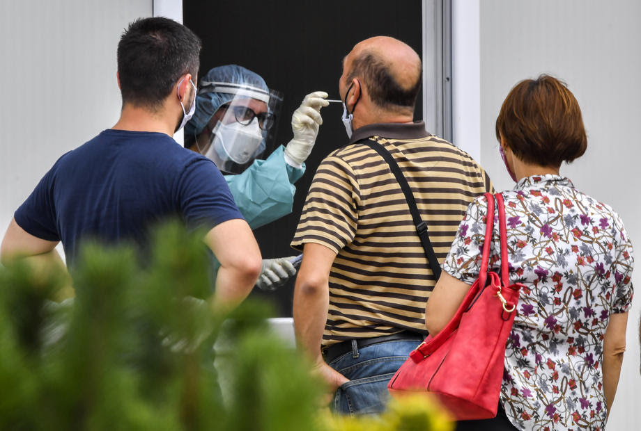 Српската докторка Вукелиќ: Борбата со корона вирусот ќе биде маратон