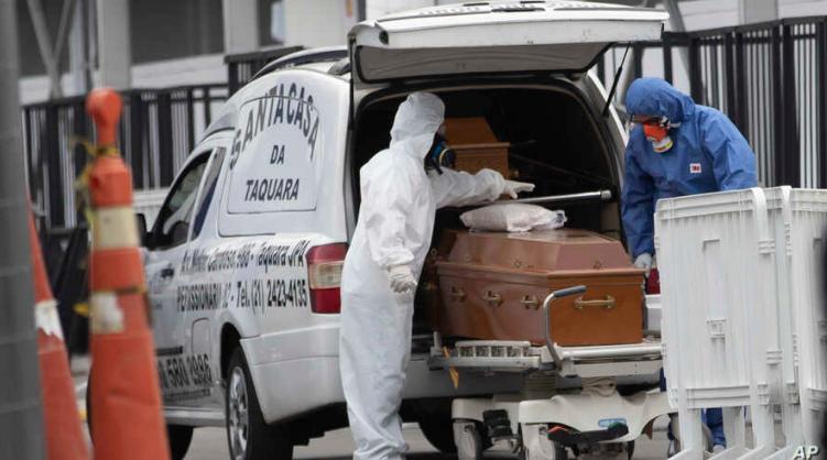 Голем број смртни случаи од Ковид-19 во Велика Британија