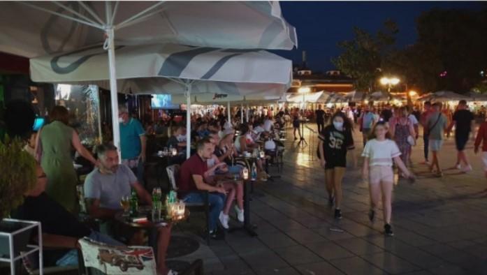 Поради непочитување на корона протоколите казнети 10 правни субјекти во Охрид