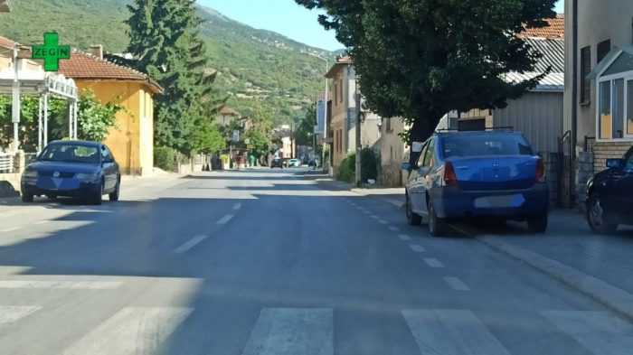 Активисти бараат итно поставување столпчиња на новите велосипедски патеки во Охрид