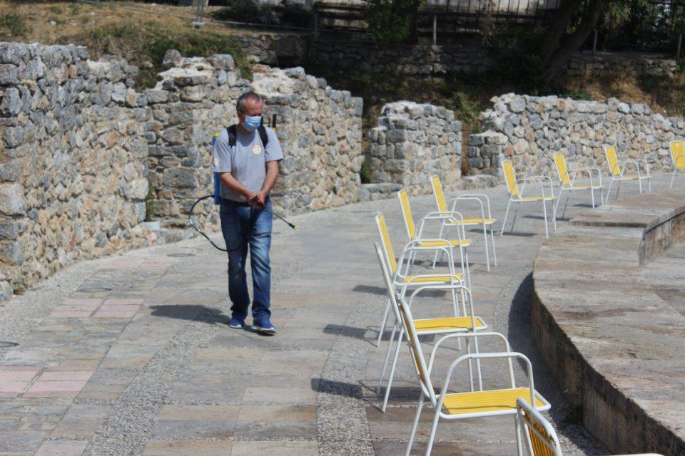 """Вечерва се отвора јубилејното издание на """"Охридско лето"""", 400 посетители ќе можат да ја следат свеченоста"""