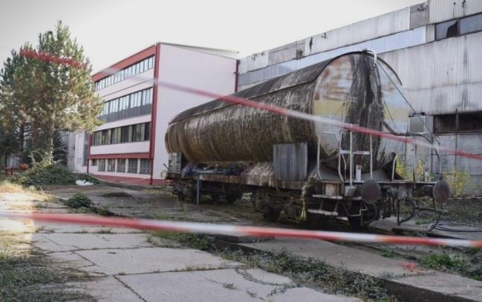 """Проф. Стафилов: Опасноста од """"Охис"""" е огромна, но таму нема експлозивни материјали"""
