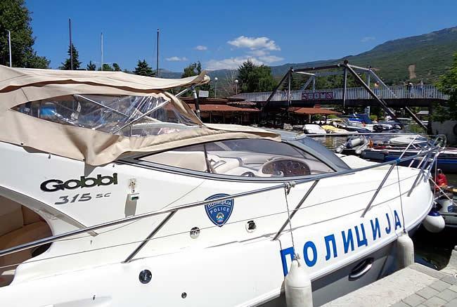 Пограничен инцидент и полициски истрели во Охридското Езеро