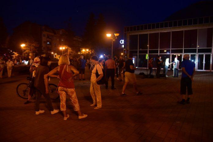 Да не дозволиме да исчезне белегот на Скопје – Протест за спас на Универзална сала
