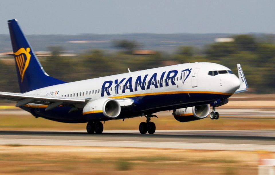 Рајанер за 20 отсто ќе го намали бројот на летови во следните два месеца