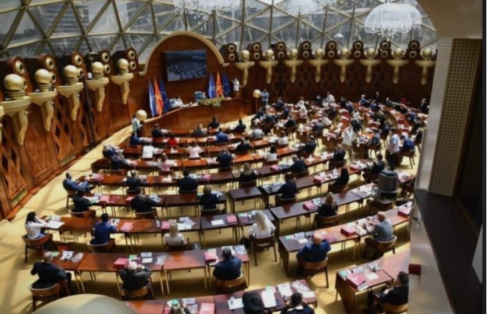 Собранието конституирано, собраниски спикер ќе се избере кога ќе се создадат услови