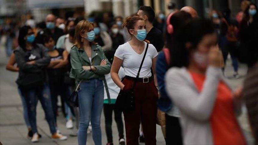 И во Шпанија над милион заразени со Ковид-19