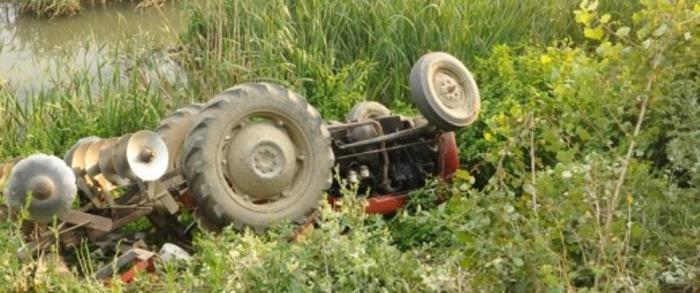 Загина тракторист на Галичица