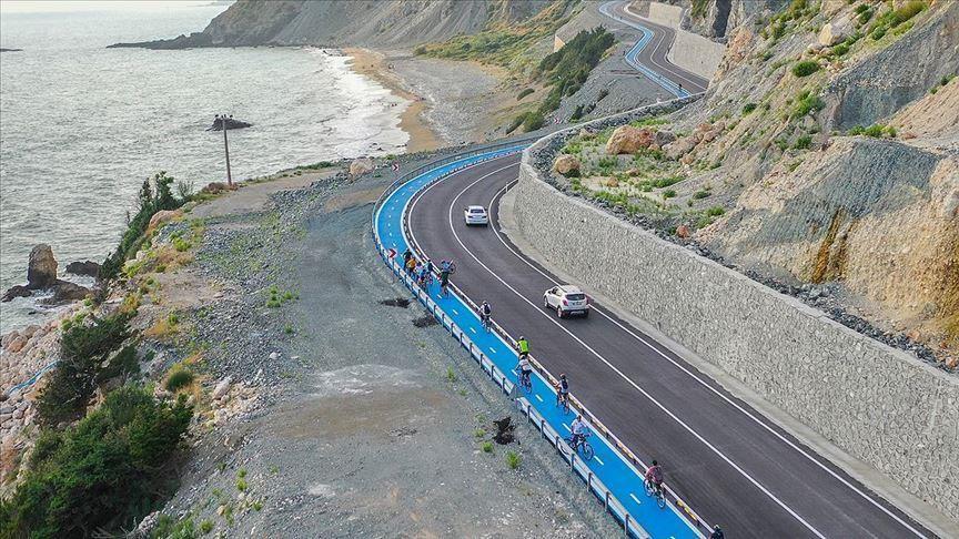 (ВИДЕО) Во Турција направена велосипедска патека долга 26 километри