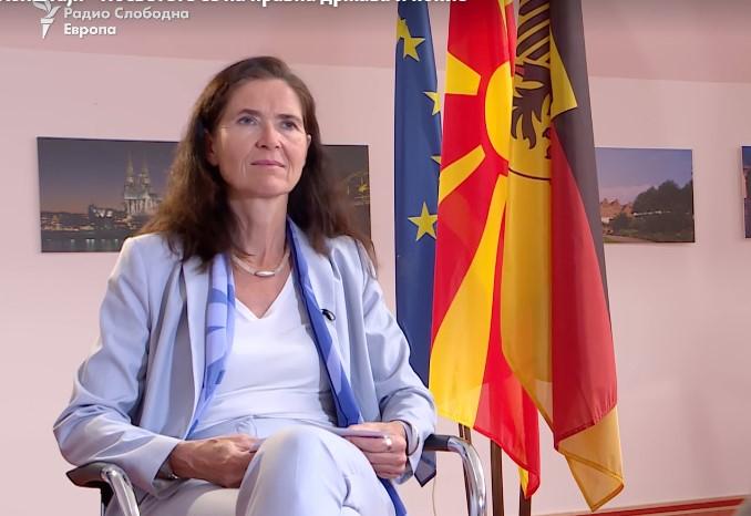 Холштајн: Во интерес на Бугарија е да не го блокира проширувањето на ЕУ во овој регион