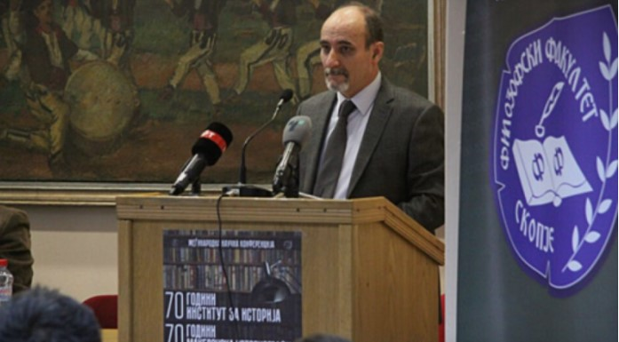 Ѓоргиев: Гоце Делчев не е единственото прашање кое и пречи на Бугарија