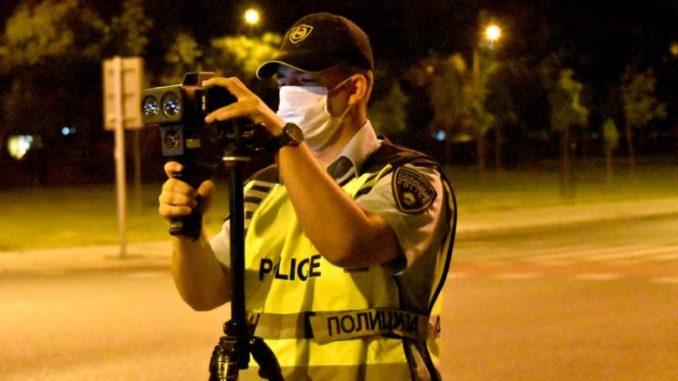 Во Скопје санкционирани 339 возачи